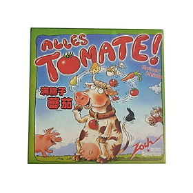 Boardgame thẻ bài Alles Tomate! Game