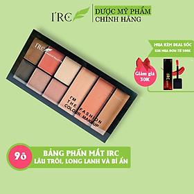 Phấn mắt IRC Makeup Palette 9 gam màu thời thượng, lâu trôi