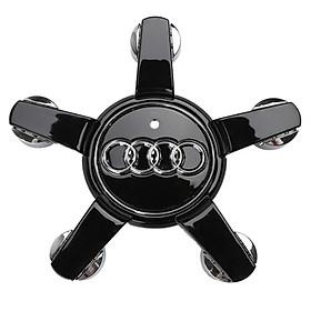 Logo chụp mâm, lazang bánh xe ô tô, xe hơi Audi Q7