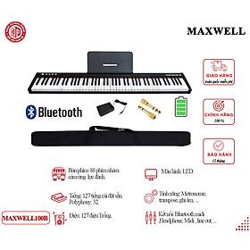 Đàn Piano Điện Maxwell 100 - Màu đen - Hàng chính hãng