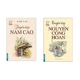 Combo 2 cuốn : Tuyển tập Nam Cao - Tuyển tập Nguyễn Công Hoan