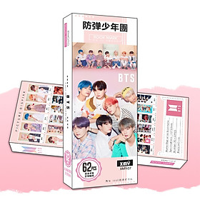 """Bookmark BTS """"Map of the Soul: Persona"""" 62pcs mới"""