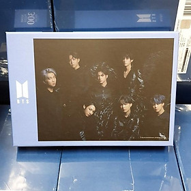 BTS jigsaw puzzle SEVEN2 300pcs W MAP OF THE SOUL 7 + photocard