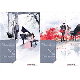 Combo 2 tập Sói và dương cầm - Diệp Lạc Vô Tâm
