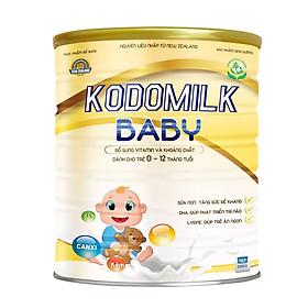 3 Hộp Sữa dinh dưỡng KODOMILK – BABY 900G