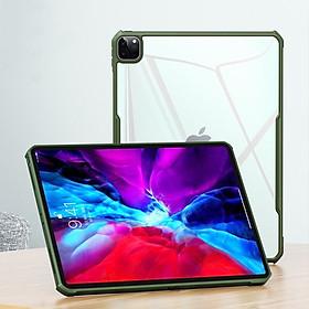 Ốp lưng iPad Pro 11 inch (2020) XUNDD, Chống shock, Mặt lưng trong suốt, Viền TPU