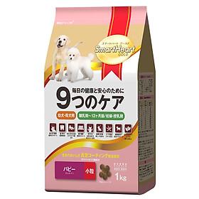 Đồ Ăn Chó SmartHeart Gold Dành Cho Chó Con Và Chó Mang Thai (1Kg)