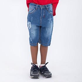 Quần Jeans Lửng Bé Trai UGETHER UKID158
