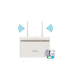 Bộ Phát WIFI Từ SIM 3G/4G LTE 4G – CPE A – 300MBPS – 3 Cổng Lan - Router WIfi ( Không Kèm Sim )