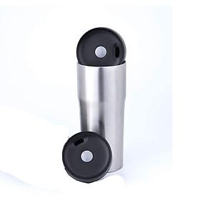 Ly giữ nhiệt OKADI dung tích 500ML - Làm bằng chất liệu thép không rỉ 304