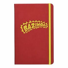 Big Bang Theory Hc Ruled Journal