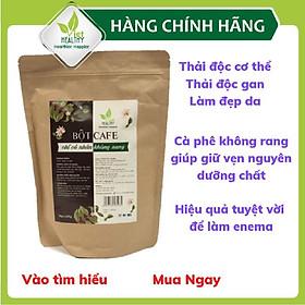 Bột cà phê enema (chỉ có nhân không rang) Viet Healthy 1kg, dùng cho coffee enema thải độc đại tràng, gan, làm đẹp da..