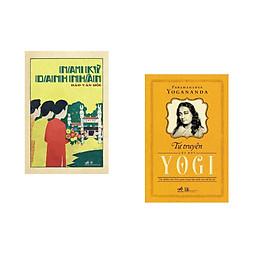 Combo 2 cuốn sách: Nam kỳ danh nhân + Tự truyện của một Yogi