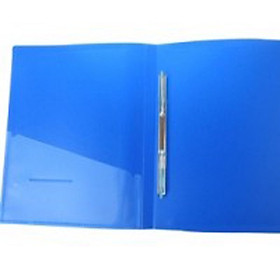 Combo 5 file còng 1 kẹp HQ673 đục lỗ giấy