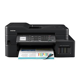 Máy in phun màu đa năng (có Fax) Brother MFC-T920DW - Hàng chính hãng