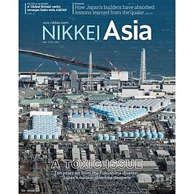 Nikkei Asian Review: Nikkei Asia - 2021: A TOXIC ISSUE - 11.21 tạp chí kinh tế nước ngoài, nhập khẩu từ Singapore
