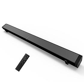 LP-09 Sound Bar Subwoof Bluetooth Speaker Home TV Echo Wall Soundbar Wall-mounted Remote Control U-disk Plugging Speaker