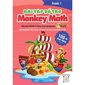Bài tập bổ trợ Monkey Math - Grade 1
