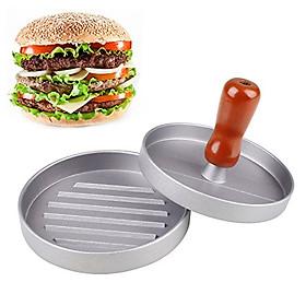 Khuôn , Dụng Cụ Ép Thịt Burger Chống DÍnh Tiện Lợi
