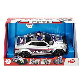 Đồ Chơi Xe Cảnh Sát Dickie Toys Street Force (33 cm)