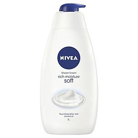Nivea Shower Rich Moisture Soft 1 Litre