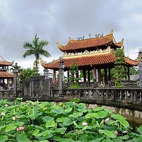 Tour Phủ Dầy - Đền Trần - Chùa Phổ Minh Mùa Lễ Hội, Đi Về Trong Ngày Từ Hà Nội, Không Phụ Thu Lễ Tết