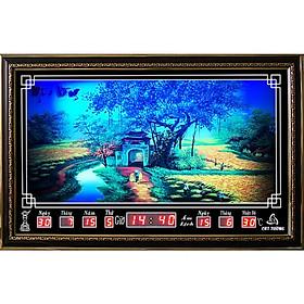 Đồng hồ lịch vạn niên Cát Tường 68441