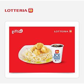 Lotteria - Cream Spaghetti Set