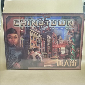 Trò Chơi Boardgame China Town Chất Lượng Cao -  Trò Chơi Tài Chính Gia Đình Hấp Dẫn
