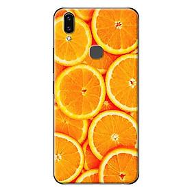 Ốp Lưng Dành Cho Vivo V9 - Orange