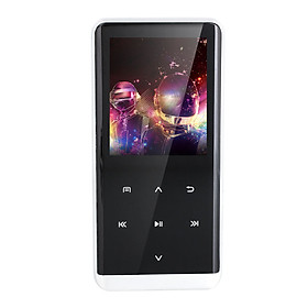 Bluetooth MP4 Bluetooth MP3 Player Portable 1.8inch FM Radio Voice Recorder Photo Viewer
