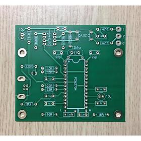 Mạch chuyển đổi tín hiệu USB ra coaxic sử dụng PCM2704