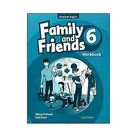 Family and Friends 6 Workbook AmEd
