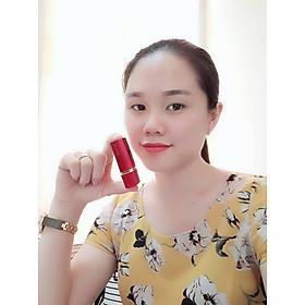 Son môi Re:Excell LIPSTICK, hàng nhập khẩu LB Cosmetic HÀN QUỐC không chì, chống thâm môi, chiết xuất từ thiên nhiên, dưỡng môi mềm mịn, lên màu môi chuẩn, bền màu tới 24h, không chứa chất độc hại với sức khỏe, 3,5g-6