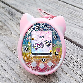 Protective Cover Shell Silicone Case Pet Game Machine Cover for Tamagotchi Cartoon Electronic Pet Game Machine