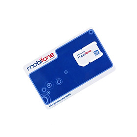 Sim 4G Mobifone MDT250A Trọn Gói 1 Năm (4GB/Tháng) - Chính hãng - Mẫu ngẫu nhiên