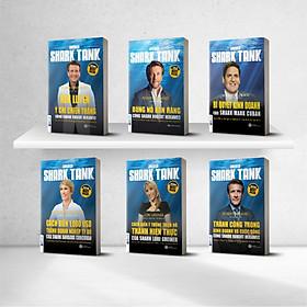 Bộ sách Sharktank: Mưu lược trong kinh doanh