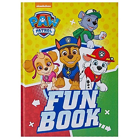 Sách: PAW Patrol Series – Những chú chó cứu hộ (tiếng Anh )