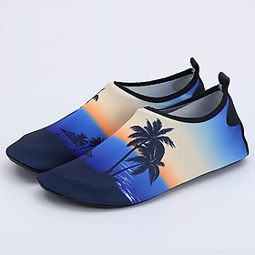 Giày đi dưới nước chống trơn trượt, gọn nhẹ, sử dụng nhiều lần, phù hợp đi du lich, leo núi, thân thiện với môi trường, chịu nước tốt và nhanh khô, nhiều màu lựa chọn (SA056 - L)