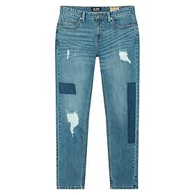 Quần Jeans Nam Thời Trang Canifa 8BJ17C002-SJ106 - Xanh Dương