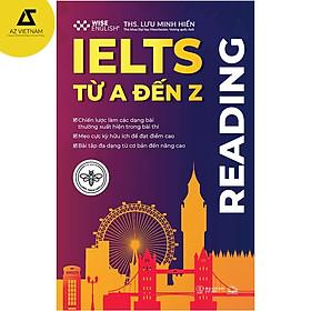 Sách - IELTS Từ A Đến Z - Reading