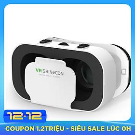 Kính thực tế ảo VR Shinecon thế hệ 5 - Hàng Nhập Khẩu