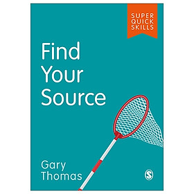 Find Your Source (Super Quick Skills)