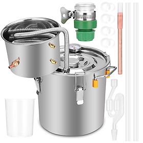 Small Home Brewer Distiller Pure Dew Machine Brewing Equipment Liquor Distiller