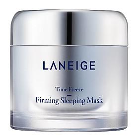 Bộ Mặt Nạ Ngủ Ngăn Ngừa Lão Hóa Laneige Time Freeze Firming Sleeping Mask (60ml) + Nước Cân Bằng (50ml)  + Sữa Dưỡng Perfect Renew (50ml)-1