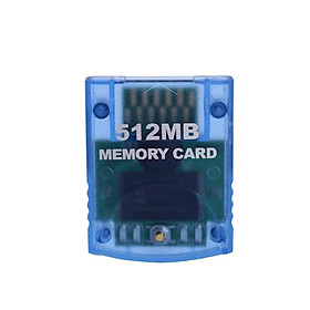 512MB Memory Card for Nintend Wii Console Memory Storage Card for GameCube GC