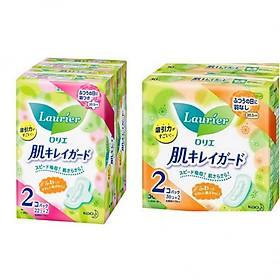 Băng vệ sinh ban ngày Laurier có cánh -Hàng nội địa Nhật nhập khẩu