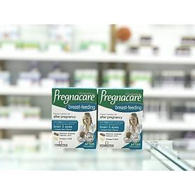Vitamin tổng hợp sau sinh Pregnacare Breast-feeding 84 viên