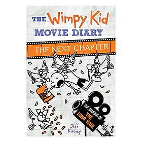 The Wimpy Kid Movie Diary: The Next Chapter Hardcover
