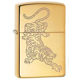 Hình đại diện sản phẩm Bật Lửa Zippo Tiger Design 29884
